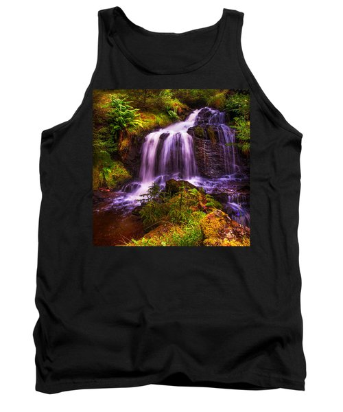 Retreat For Soul. Rest And Be Thankful. Scotland Tank Top
