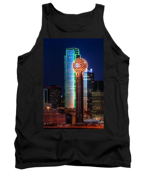 Reunion Tower Tank Top