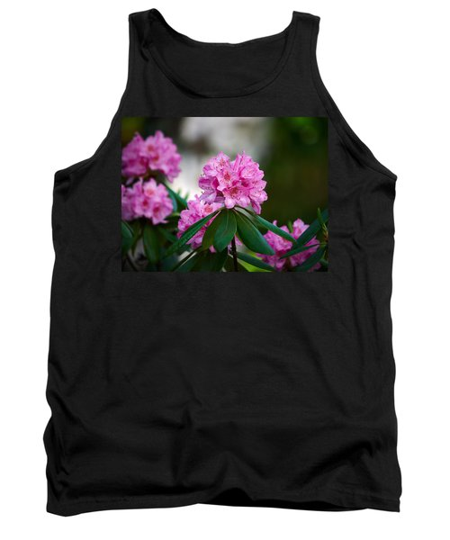 Rhododendron Tank Top by Jouko Lehto