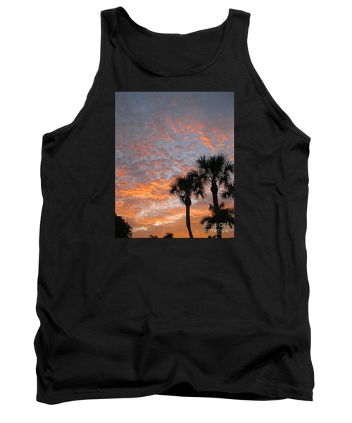 Rise And Shine. Florida. Morning Sky View Tank Top