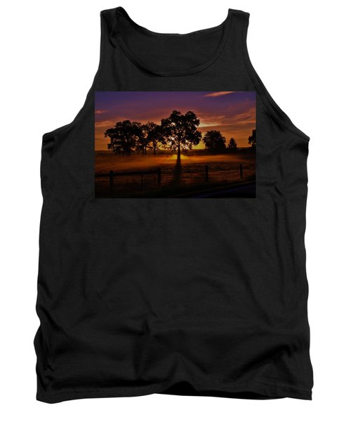 Rise Tank Top by Robert Geary