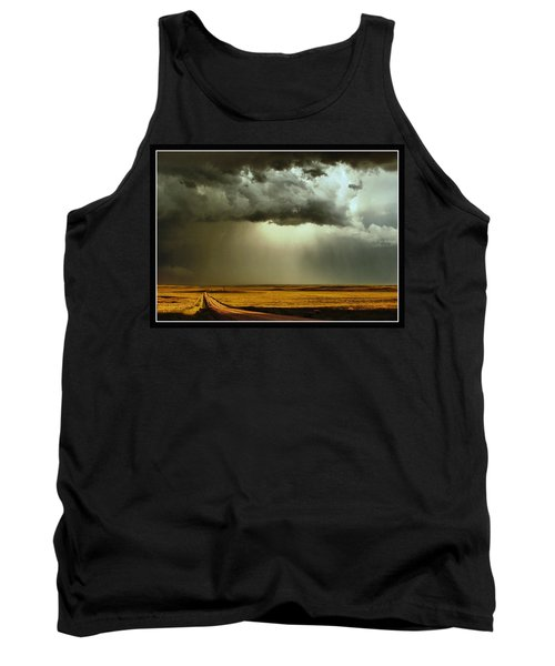 Road Into The Storm Tank Top