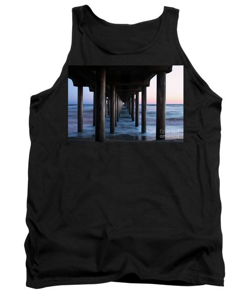 Road To Heaven Tank Top by Mariola Bitner