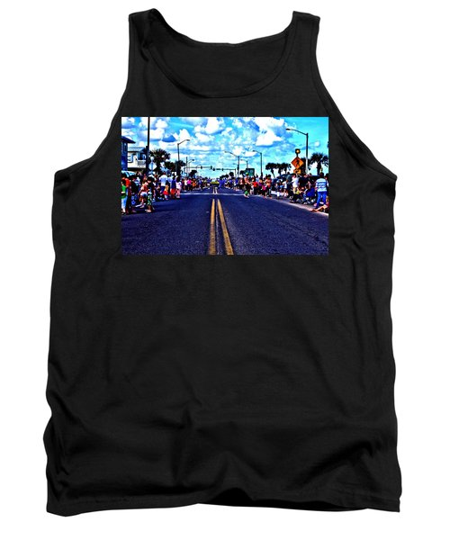 Road To Infinity Tank Top