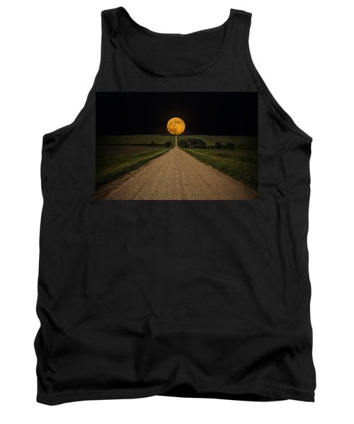 Road To Nowhere - Supermoon Tank Top