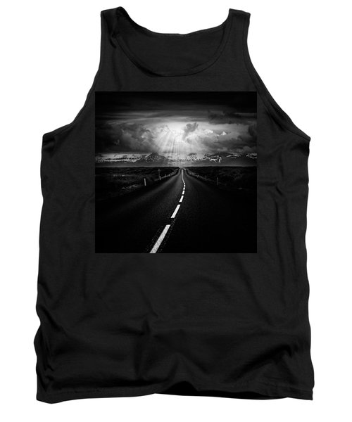 Road Trip Tank Top by Ian Good