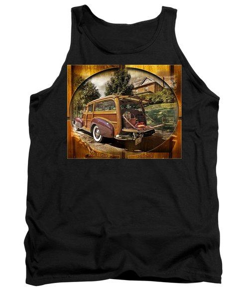 Roadside Picnic Tank Top