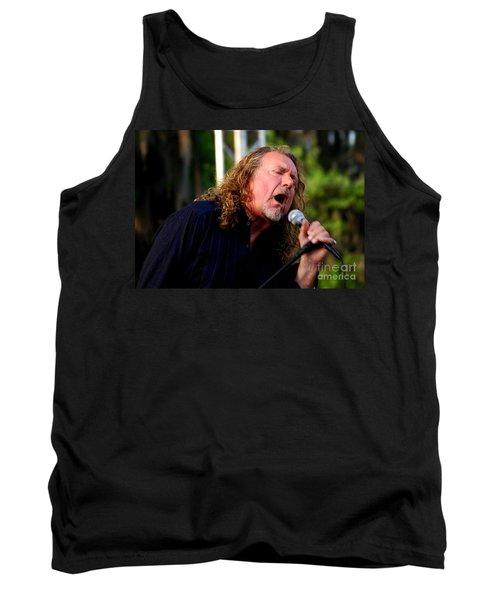 Robert Plant 2 Tank Top by Angela Murray