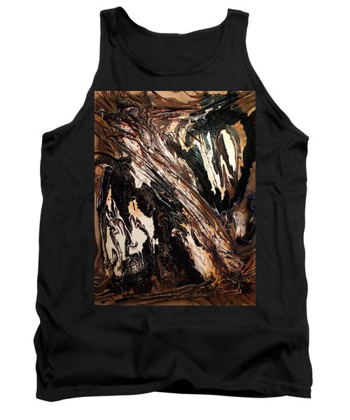 Rock Formation 1 Tank Top