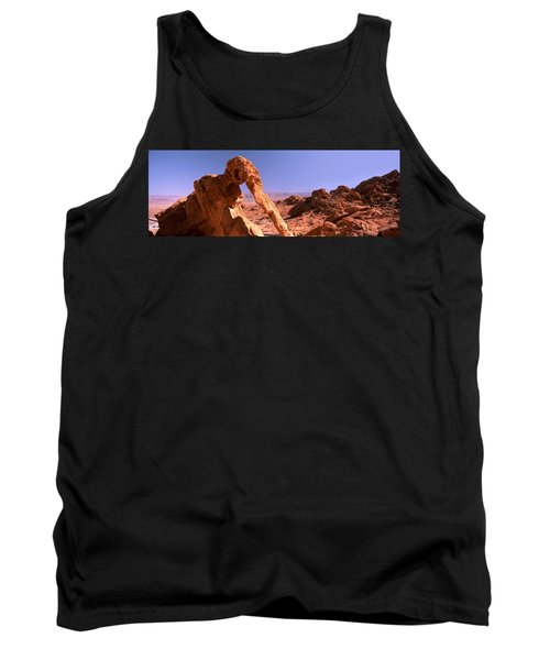 Rock Formations, Valley Of Fire State Tank Top