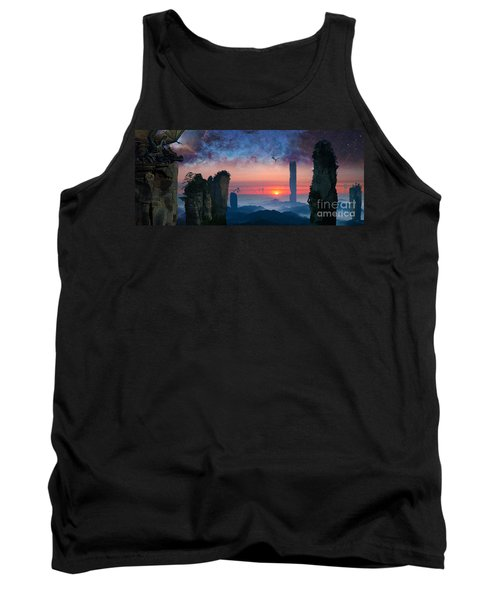 Rock Towers Tank Top
