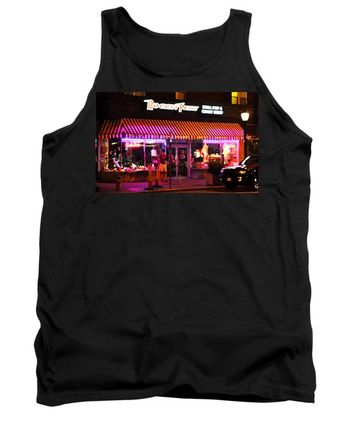 Rocket Fizz Tank Top