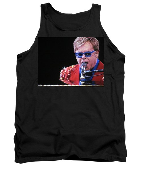 Rocket Man Tank Top