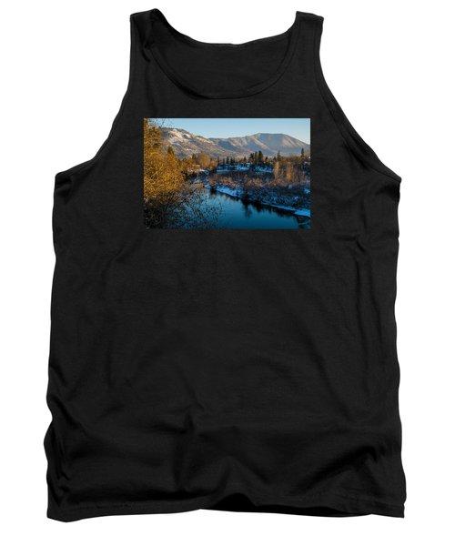 Rogue River Winter Tank Top