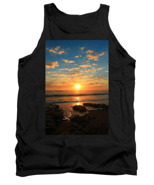 Rolling Over Rocks Tank Top