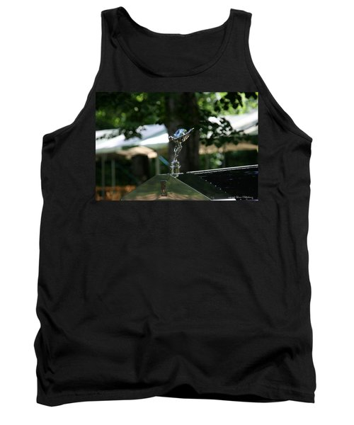Rolls Royce Tank Top