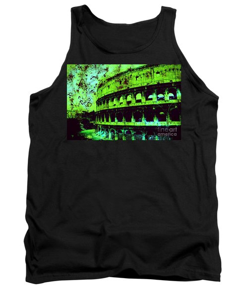 Roman Colosseum Tank Top