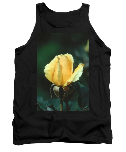 Rose 2 Tank Top by Andy Shomock