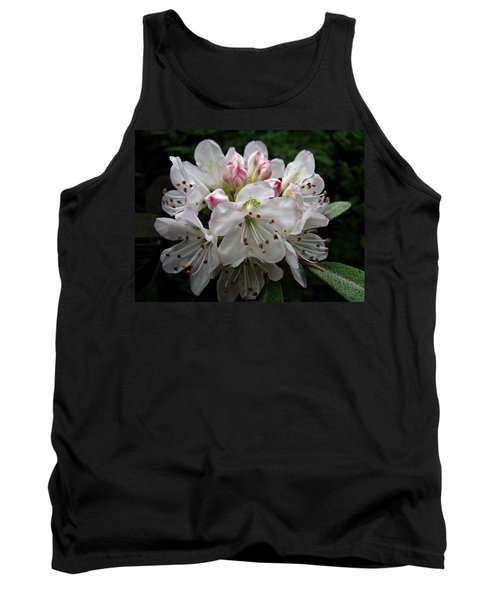 Rose Bay Rhododendron Tank Top