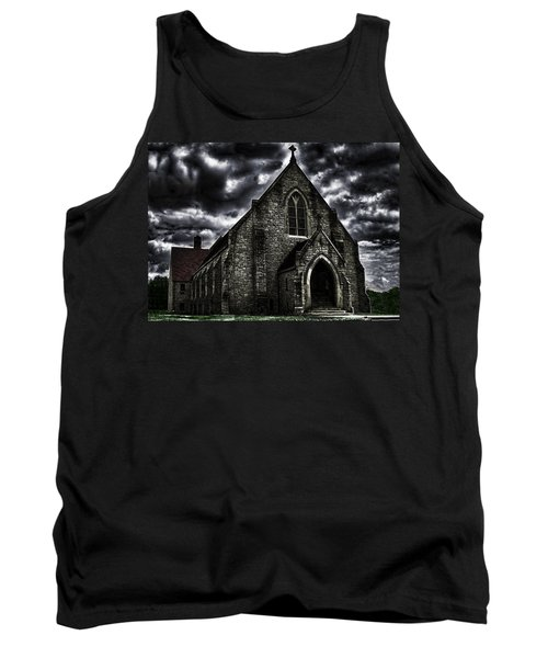 Roseville Ohio Church Tank Top
