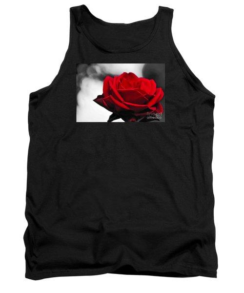 Rosey Red Tank Top