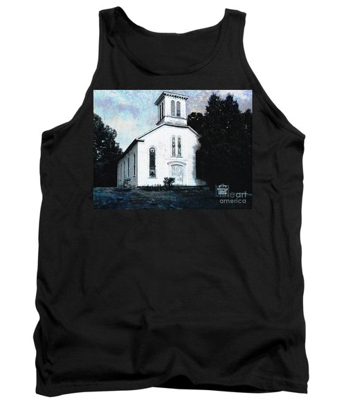 Rossville Church And Cemetery Tank Top
