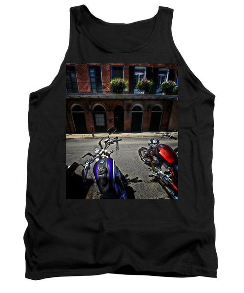 Round N Rounds Tank Top
