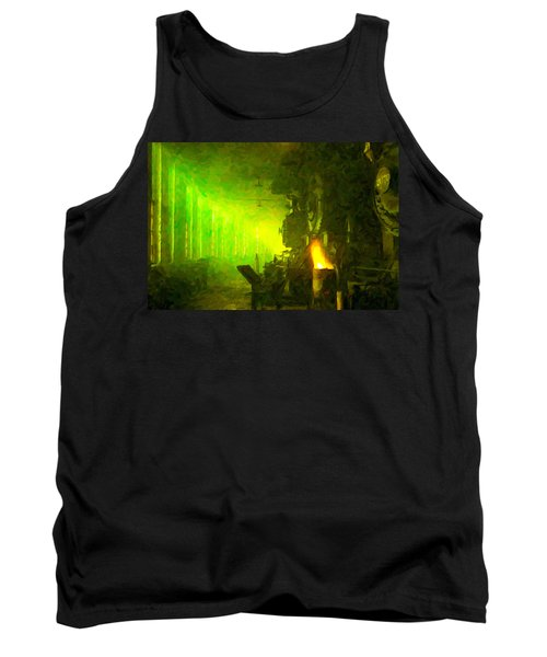 Roundhouse Morning Tank Top
