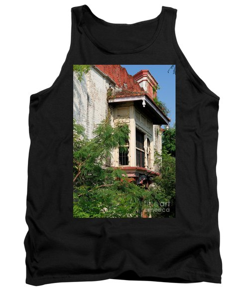 Royal Balcony Tank Top by Kiran Joshi