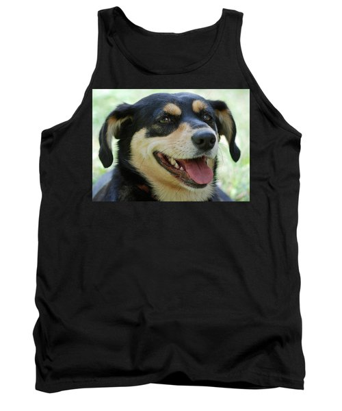 Tank Top featuring the photograph Ruby by Lisa Phillips