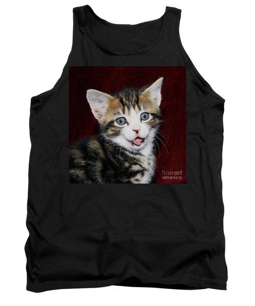 Rude Kitten Tank Top