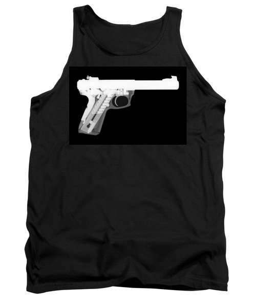 Ruger 22 45 Reverse Tank Top