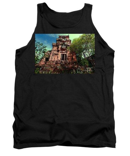 Ruin At Angkor Tank Top