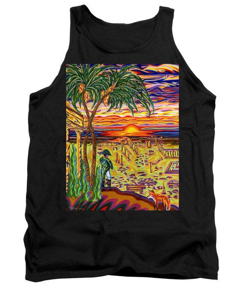 Ruins Of Empires Tank Top
