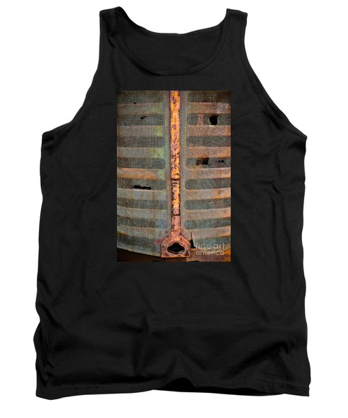 Rusted Grill - Abstract Tank Top