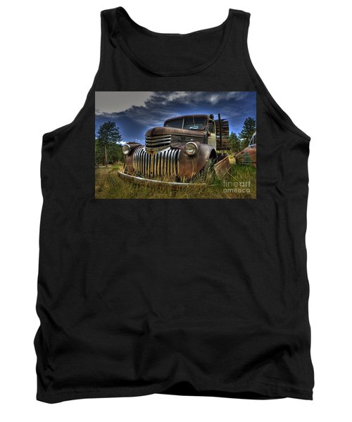 Rusty Relic Tank Top