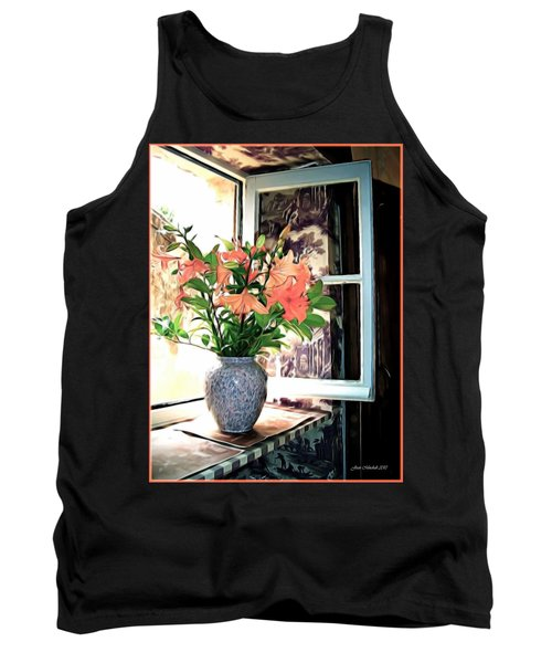 Saint Emilion Window Tank Top