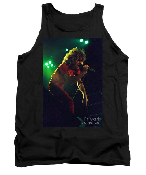 Sammy Hagar New Years Eve At The Cow Palace 12-31-78 Tank Top
