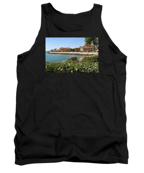 Tank Top featuring the photograph San Diego Cute Place by Jasna Gopic