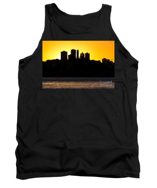 San Francisco Silhouette Tank Top