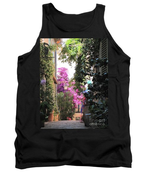 Tank Top featuring the photograph St Tropez by HEVi FineArt