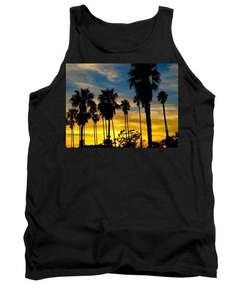 Santa Barbara Sunset Tank Top