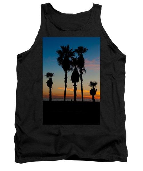 Santa Monica Sunset Tank Top