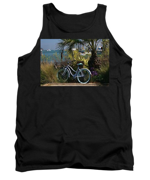 Sausalito Summer Tank Top