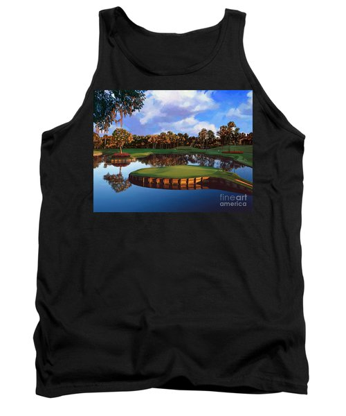 Sawgrass 17th Hole Tank Top