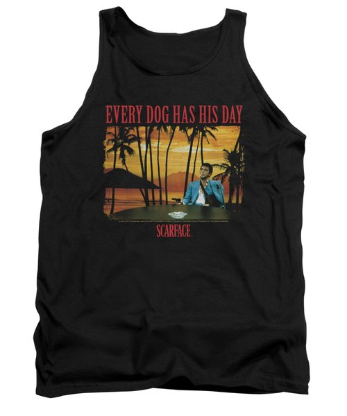 Scarface - A Dog Day Tank Top