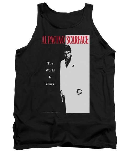 Scarface - Classic Tank Top
