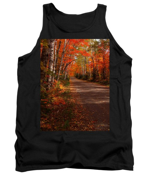 Scenic Maple Drive Tank Top