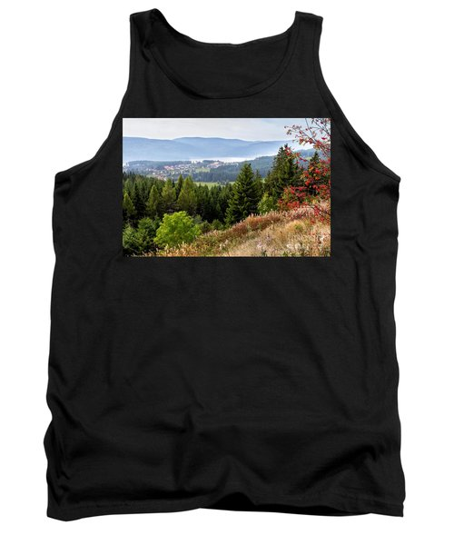 Schluchsee In The Black Forest Tank Top