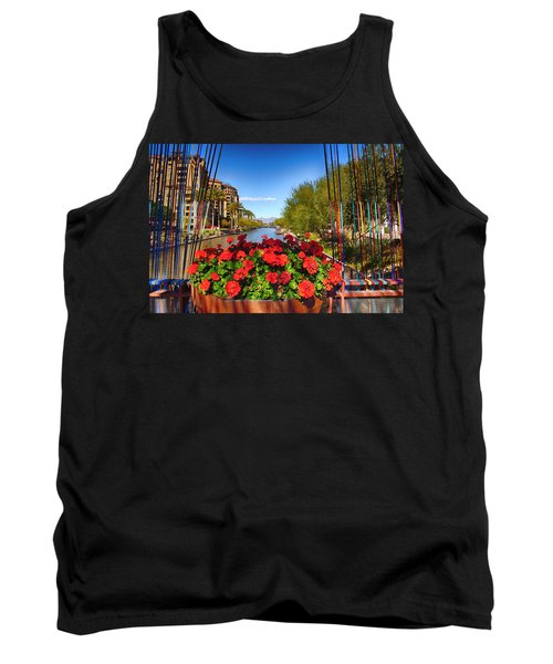 Scottsdale Waterfront Tank Top by Fred Larson